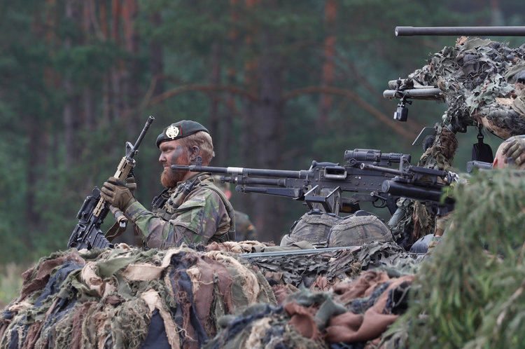 Беларусь торгует оружием