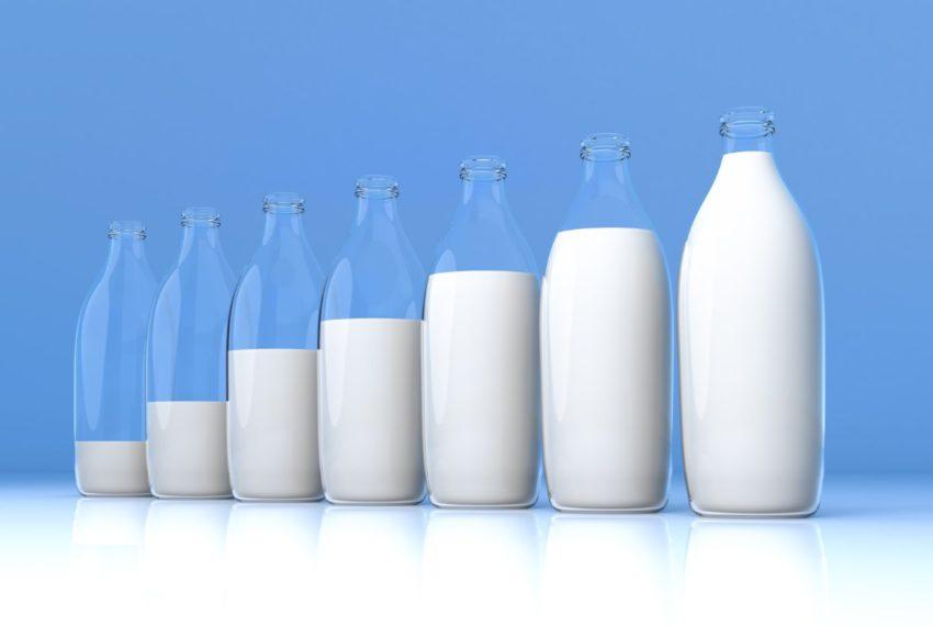 Молоко индекс 2018