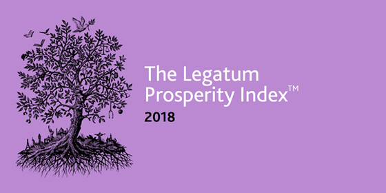THE LEGATUM PROSPERITY INDEX 18