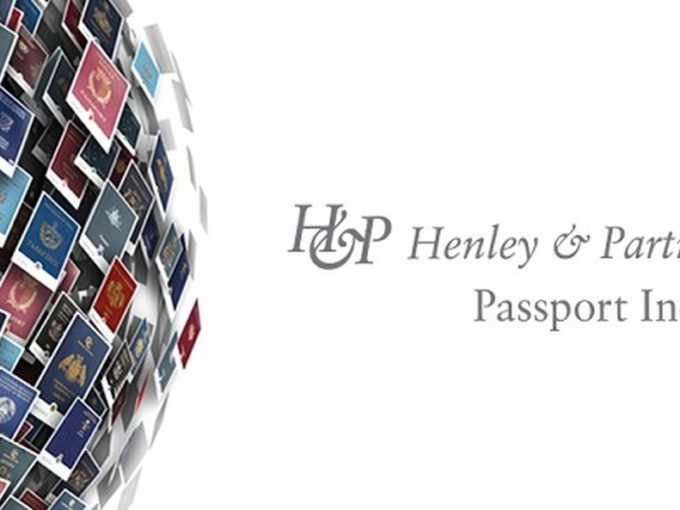 henley and passport index
