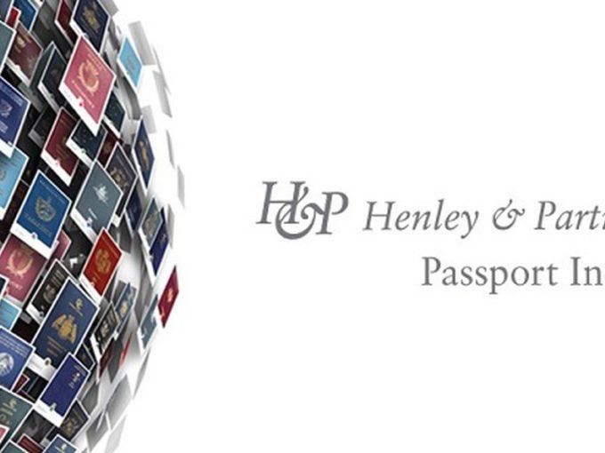 henley and passport index