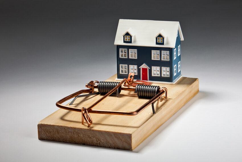 Мошенники с недвижимостью